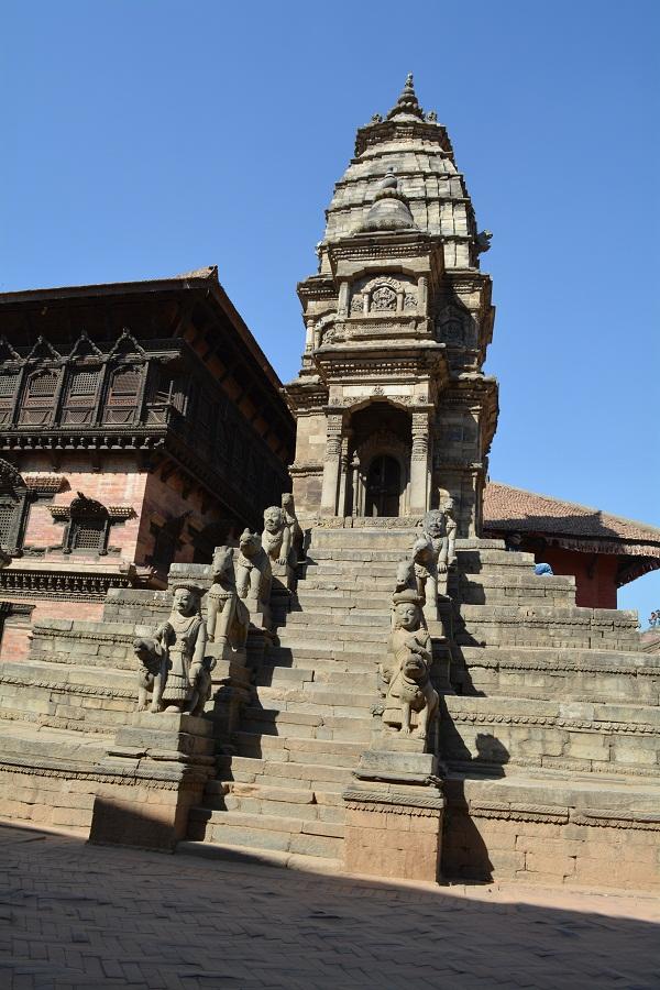 17th century Siddhi Laxmi stone temple