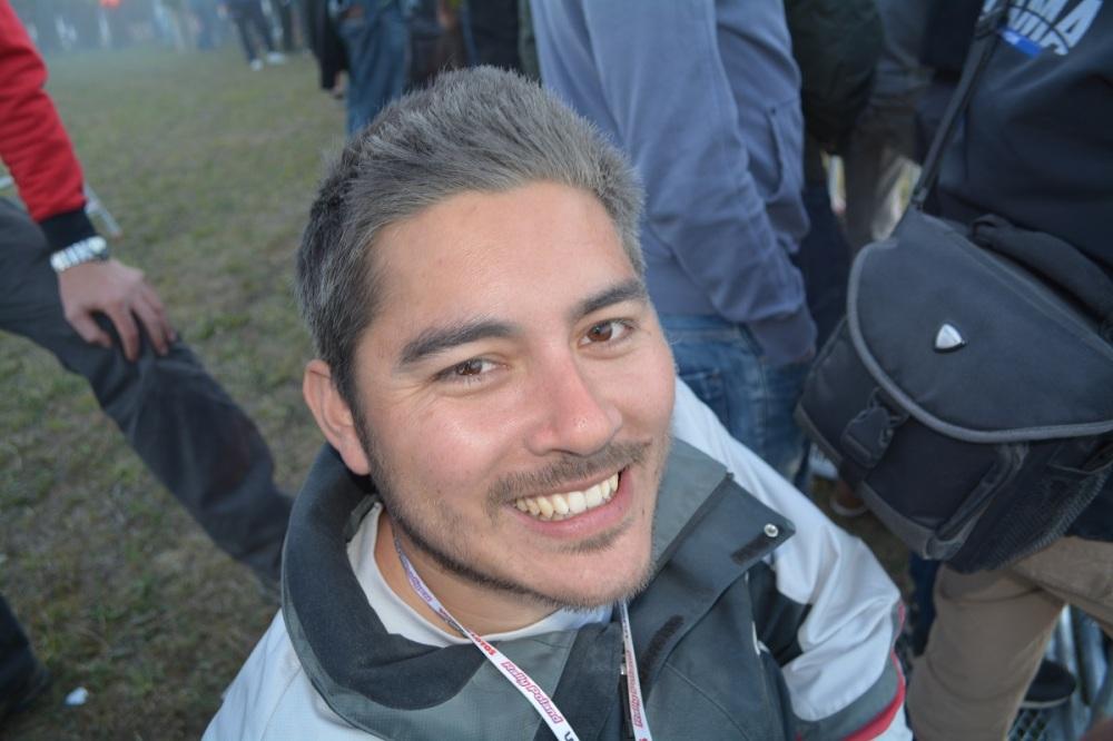 WRC hair