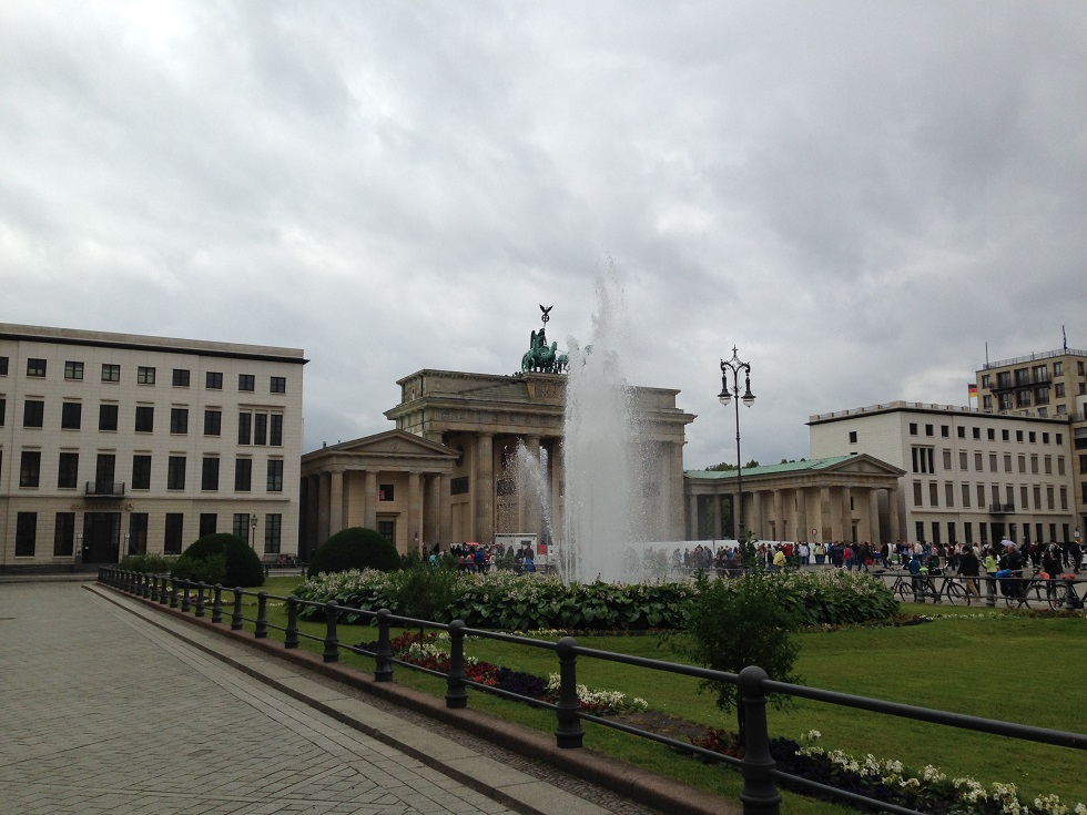 The Brandenburg Gates