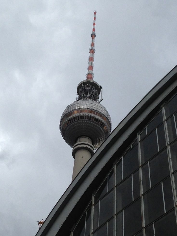 The Berlin tower
