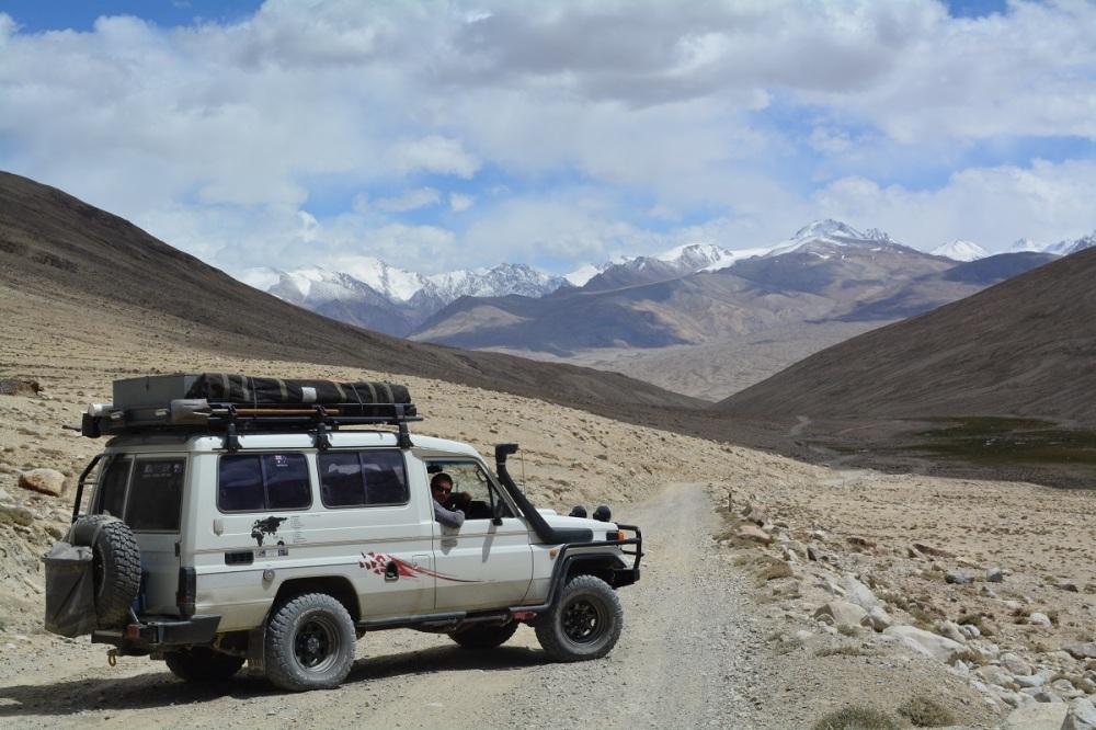 Heading towards the Hindu-Kush