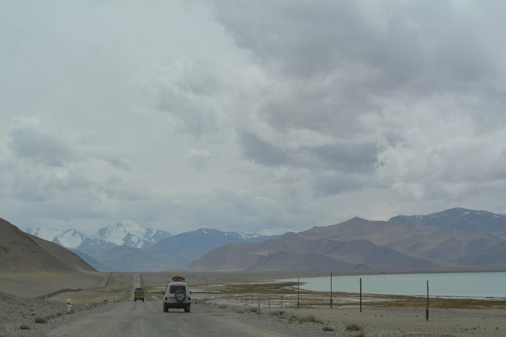 The road to Murhgab