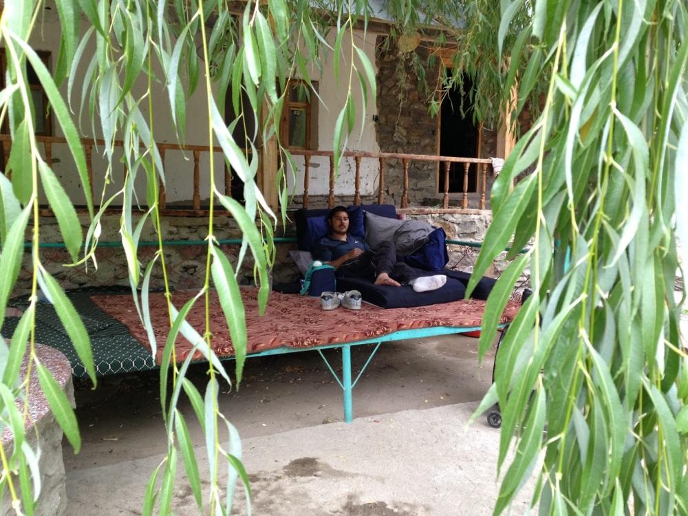 Pamir Lodge - style