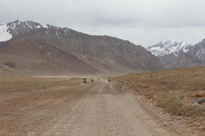 Some mototours en-route