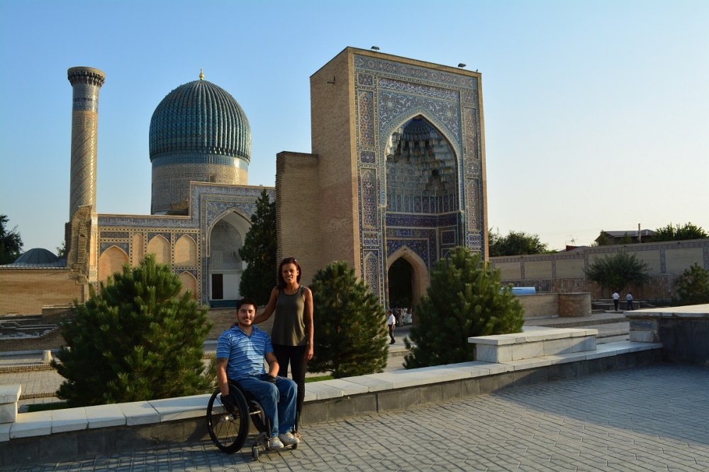 Amir Timurs Mausoleum