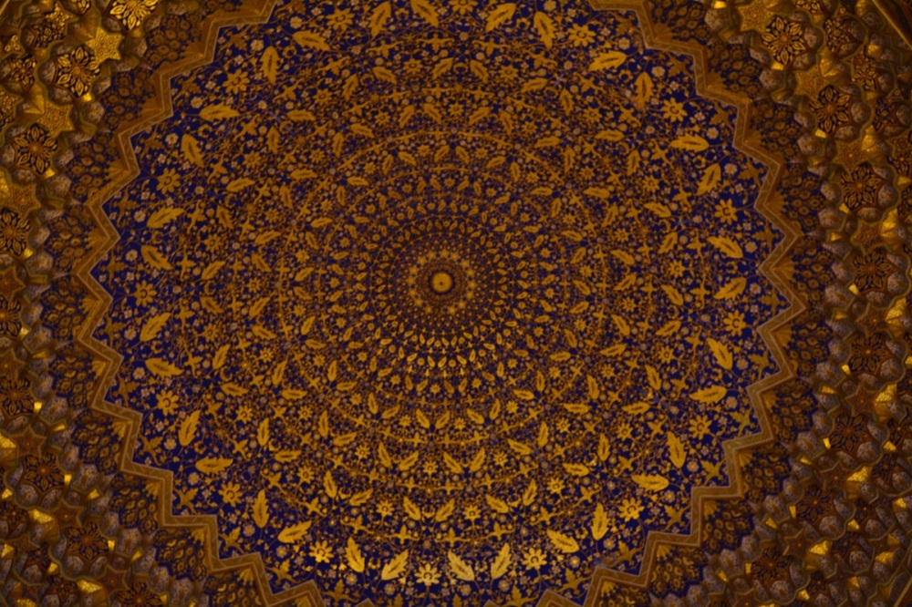 Even the roof of the tombs are detailed to the finest level.