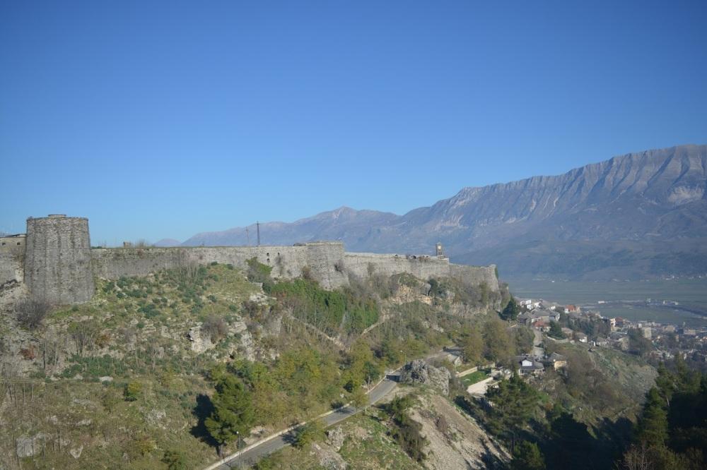 The Gjirokastra Castle