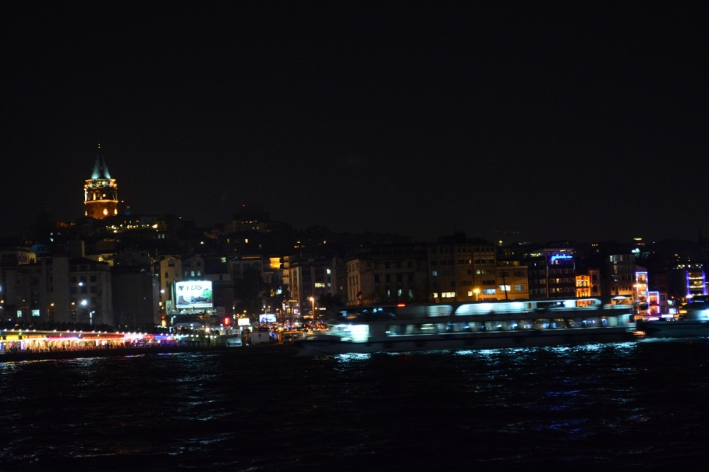 The Bosphorus Harbour